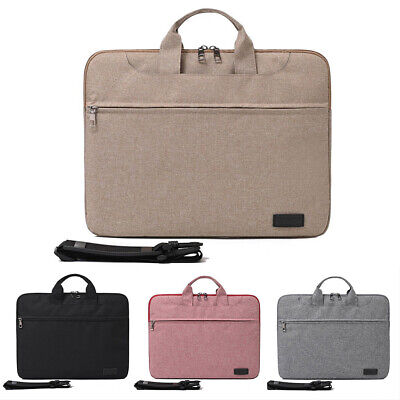 AU26.39 • Buy 14inch Laptop PC Waterproof Shoulder Bag Carrying Soft Notebook Case Cover New
