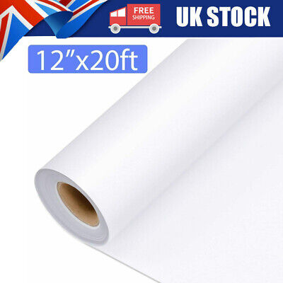 £6.16 • Buy UK 6M Clear Vinyl Application Tape For Car Wall Craft Art Decal Transfer Paper