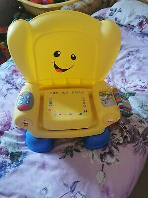 £20 • Buy Fisher-Price Smart Stages Chair Educational Toddler Activity Toy 1 Year Old+