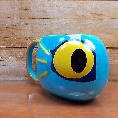 AU110.40 • Buy Blizzard World Of Warcraft Overwatch Murloc Collectable Coffee Mug Cup Blue