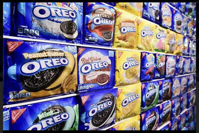 £4.36 • Buy Oreo Cookies All Flavors New/limited - Free Shipping!