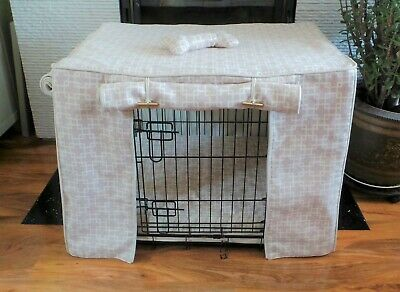 £105 • Buy Pet Dog Crate Cover, Bed Cushion Set For Ellie-bo Small 24  Crate
