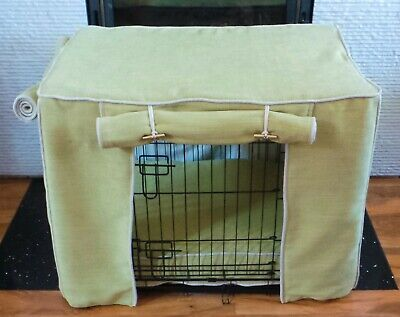 £115 • Buy Pet Dog Crate Cover, Bed Cushion Set For Ellie-bo Medium 30  Crate