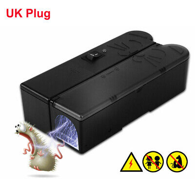 £22.99 • Buy Electronic Mouse Trap Victor Control Rat Pest Mice Killer Electric Rodent Zapper