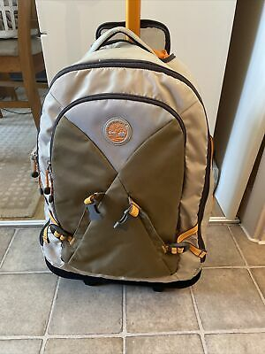 £35 • Buy Timberland Rucksack With Handle And Wheels