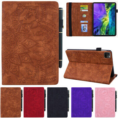 AU26.39 • Buy For IPad Pro 11 3rd 12.9 5th Gen 2021 Shockproof Leather Stand Case Cover Wallet