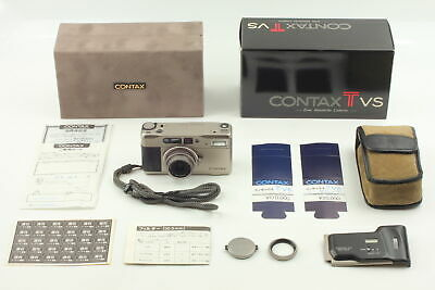 $ CDN570.83 • Buy [MINT In Box] Contax TVS Point & Shoot W/ Data Back + P Filter From JAPAN