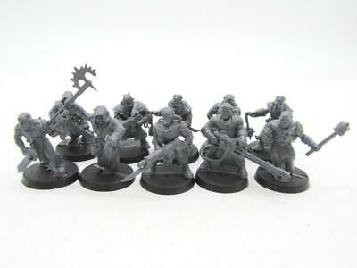 £11.50 • Buy (4155) Cultists Squad Chaos Space Marines 40k 30k Warhammer