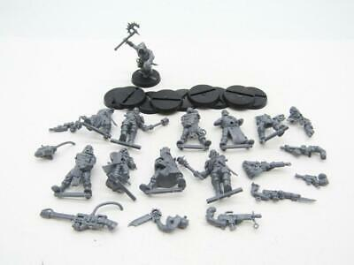 £7.40 • Buy (4076) Cultists Squad Chaos Space Marines 40k 30k Warhammer