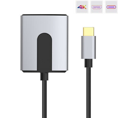 $12.99 • Buy USB C Type C To HDMI HDTV TV Cable Adapter Converter For Apple Macbook IPad Pro