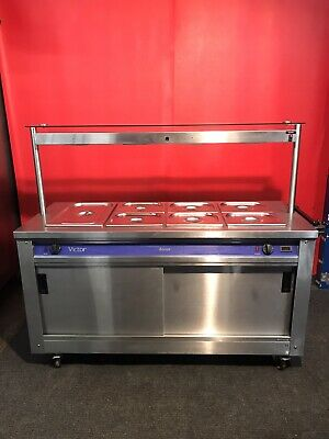 £1450 • Buy Victor Bains Marie Hot Cupboard With Heated Gantry Catering