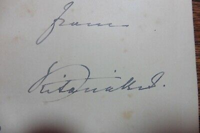 £875 • Buy Signed Royal Presentation Copy From Queen Victoria To Lord Strathallan 1884