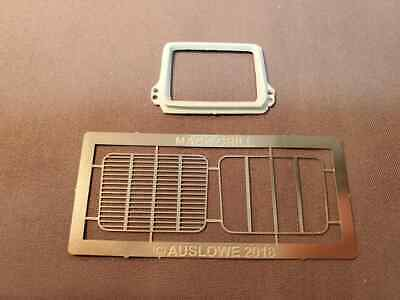 $12.99 • Buy Auslowe #ET5 - Mack Photo-etched Custom Grill, R Model Or DM. 1/25th Scale.