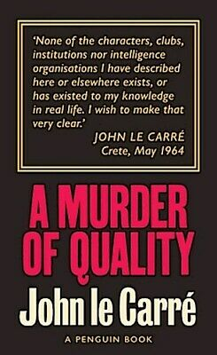 £8.70 • Buy A Murder Of Quality