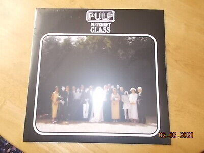 £19.49 • Buy LP Pulp - Different Class ( New & Sealed ) Vinyl Record