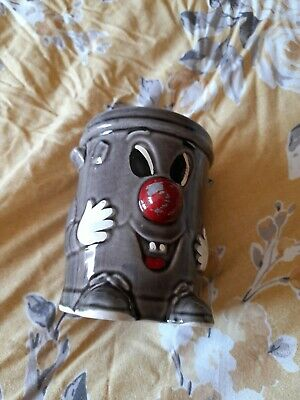£2.60 • Buy Dusty Bin Money Box From The Programme 3.2.1 Collectable Good Condition