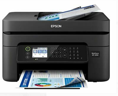 View Details New Epson WF-2850 All-In-One Wireless Inkjet Printer With ADF +FREE INK INCLUDED • 109.99$