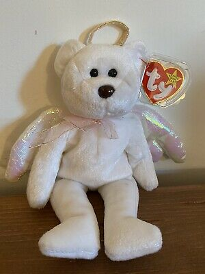 £0.99 • Buy Ty Beanie Baby Halo Bear New With Tag