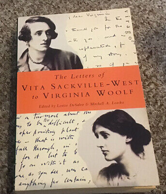 £6 • Buy The Letters Of Vita Sackville-West To Virginia Woolf By Vita Sackville-West...