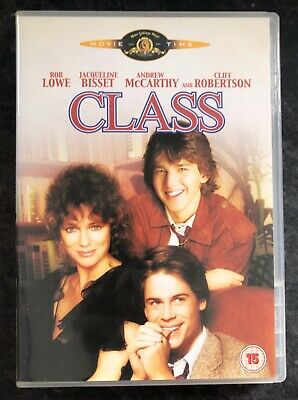 £5 • Buy CLASS DVD 1983 (ANDREW McCARTHY-JACQUELINE BISSET) GOOD AS NEW MINT CONDITION