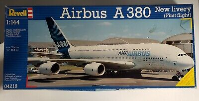 £28.31 • Buy Revell Airbus A 380 New Livery (First Flight) 1:144 Scale Model Kit