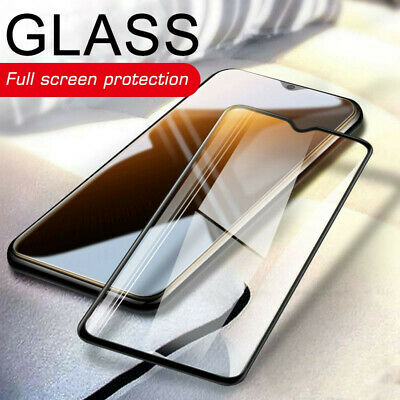 AU3.71 • Buy 9H Full Coverage Tempered Glass For OnePlus 9 9R 9 Pro 8T 7T 6 Screen Protector