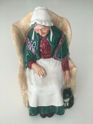 £10.50 • Buy Royal Doulton Forty Winks HN1974 EXCELLENT CONDITION Figurine