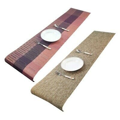 AU22.94 • Buy Rectangle Table Cloth Kitchen Dining Table Decor For Indoor Outdoor Dinner Party
