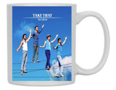 £4.50 • Buy Take That The Circus Mug. Boxed And Dishwasher Proof