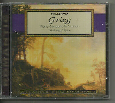 £0.53 • Buy Romantic Grieg - Piano Concerto In A Minor Holberg Suite - Dubravka Tomsic, ~~~~
