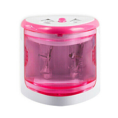£8.59 • Buy Electric Automatic Pencil Sharpener Dual Hole Stationery Battery Operated WZ2