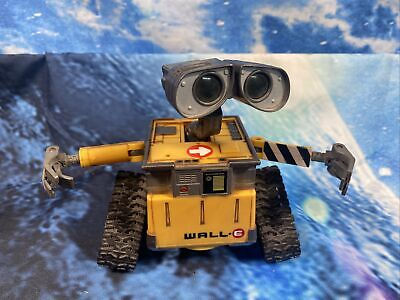 £39.99 • Buy Disney Pixar WALL-E / WALLE Action Figure / By Thinkway Toys  LIGHTS UP TALKING