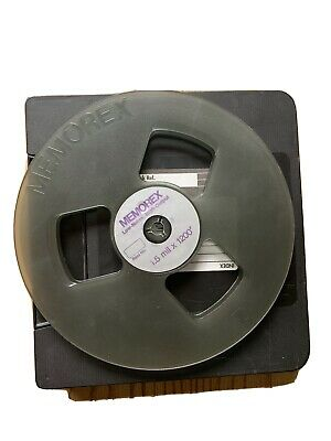 £9.10 • Buy Empty Tape Reel 7 Inch High Quality With Case