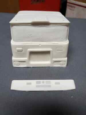 $37.99 • Buy 1/32nd Scale Mack F Model Cabover Resin Cast Cab Conversion.