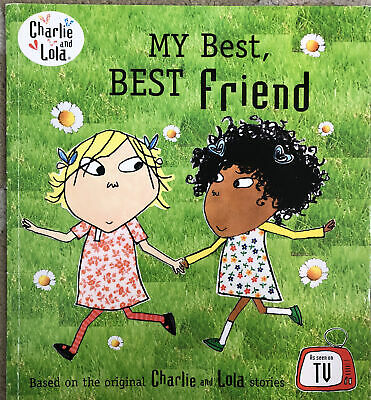 £1 • Buy Charlie And Lola: My Best, Best Friend Book