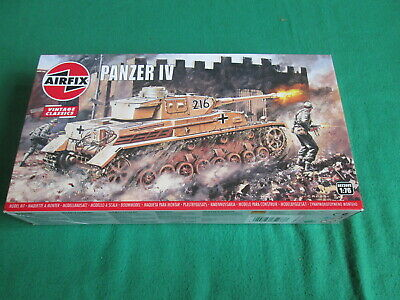 £6.99 • Buy Airfix Panzer Iv - 1/76 Scale Vintage Classics Series A02308v - Model Kit Unused