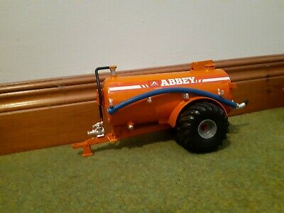 £38.50 • Buy Rare Britains Conversion  Abbey Slurry  Tanker For Tractor Siku