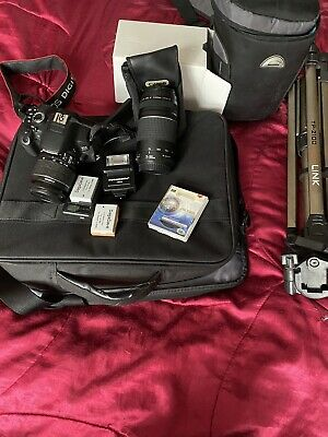 £450 • Buy Canon EOS 650D And Accessories
