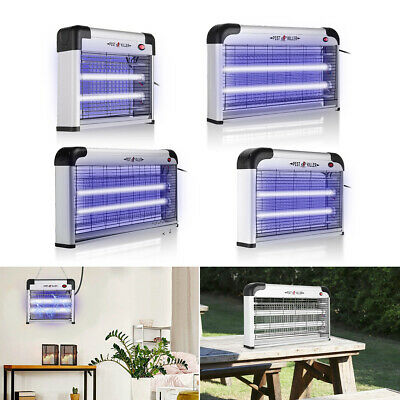 £28.69 • Buy Electric Insect Mosquito Fly Killer Bug Zapper Home Indoor Pest Catcher LED Trap