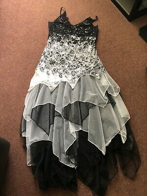 £10 • Buy Ever Pretty Dresses Black And White Polyester And Spandex