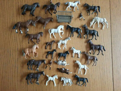 £2.19 • Buy Britains Farm Animals Plastic Collection Of 31 Items Mostly Britains Gd Cond.