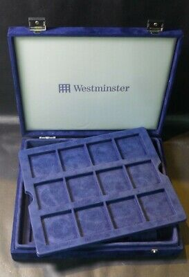 £5 • Buy   Presentation Box Display Case Medals / Coin Collection  [T3]