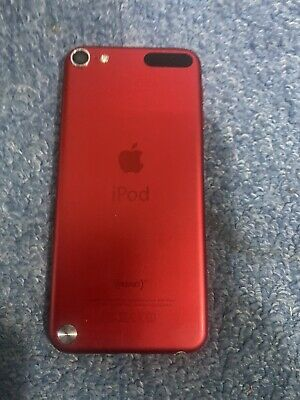 £25 • Buy Ipod Touch 5th Generation 64gb Red