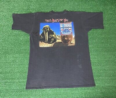 $ CDN93.35 • Buy Vintage Budweiser Anteater T Shirt Size XL This Bud's For You