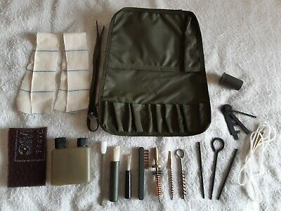 £24.95 • Buy SA80 MAINTENANCE, CLEANING KIT, 5.56mm, BRITISH MILITARY. CADET, CLEANING. LOT#6