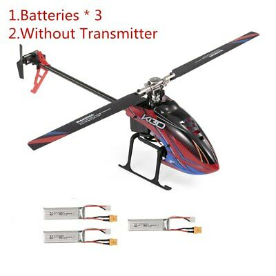 £99.99 • Buy 🔥🔥RC Helicopter Wltoys Xk K130 Flybarless Remote-Control-Drones RTF 3D 6G BNF
