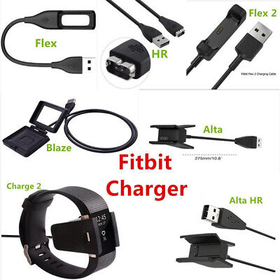 $ CDN9.57 • Buy Fitbit All Model USB Charger Charging Cable Flex Inspire Alta Charge Surge Versa