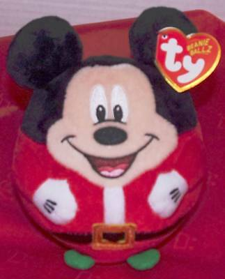 £7.04 • Buy Ty Roly Poly Mickey Mouse Beanie Ball.  New..