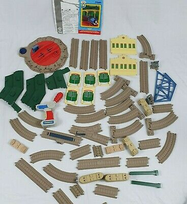 £28.99 • Buy Tomy Thomas The Tank Engine 5 Berth Tidmouth Sheds Turntable Track 2008