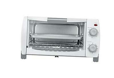 £40.53 • Buy  Toaster Oven Countertop, 4-Slice, Compact Size, Easy To Control 4-slice White